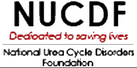 National Urea Cycle Disorders Foundation